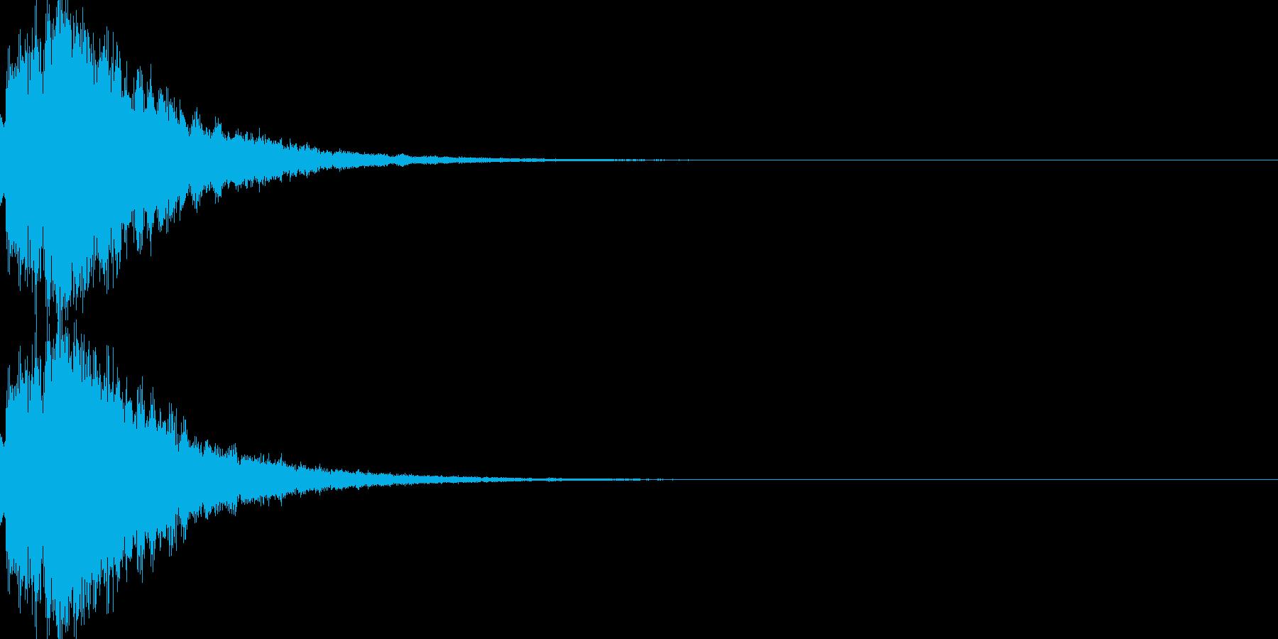 キラン・キラリ・キラキラ・光の再生済みの波形