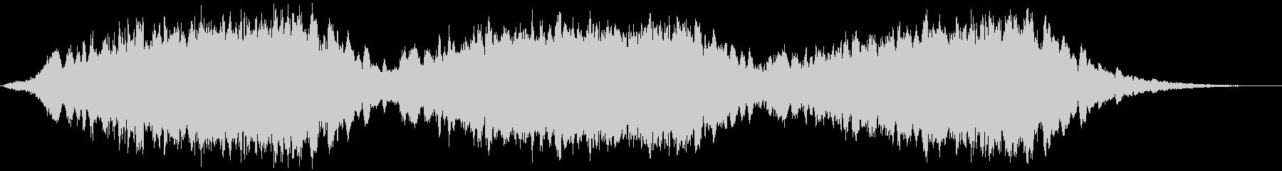 PADS クジラの歌02の未再生の波形