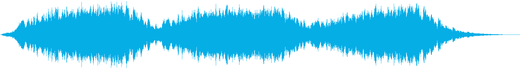 PADS クジラの歌02の再生済みの波形