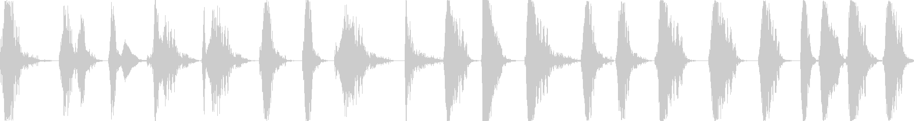 落雷と雷撃、電気放電スイーツ、さま...の未再生の波形