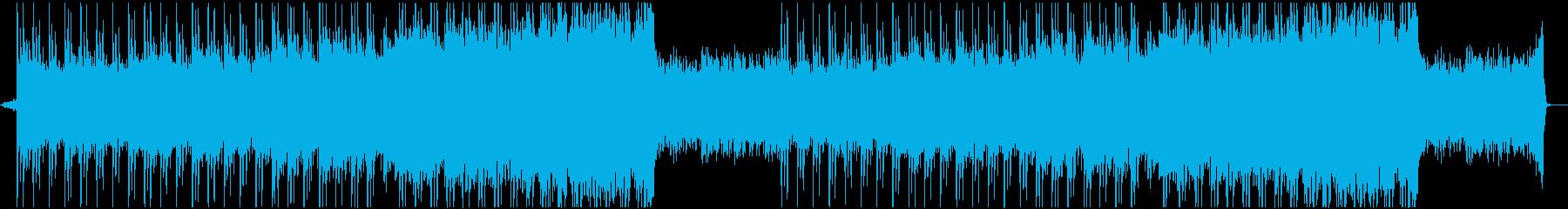 美しい感動的なオープニング!ピアノ&弦の再生済みの波形