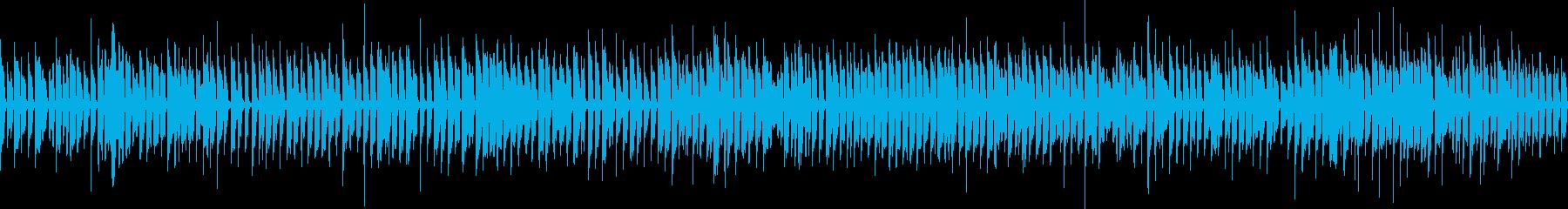 レトロな冒険・恋愛シミュ(ループ仕様)の再生済みの波形