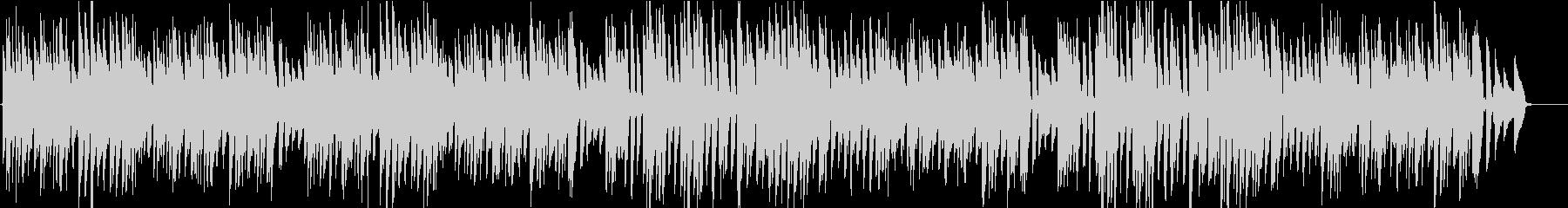 バッハ/メヌエット2/へたっぴバイオリンの未再生の波形