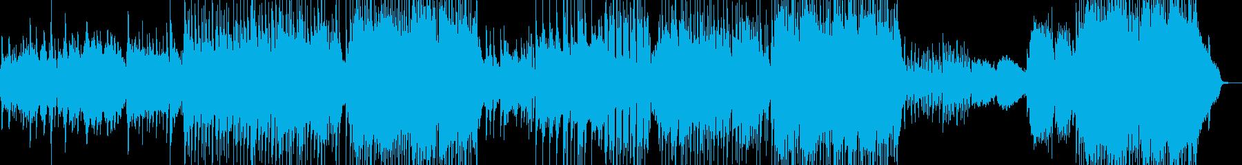 メインが劇的・90年代風バラード 長尺+の再生済みの波形
