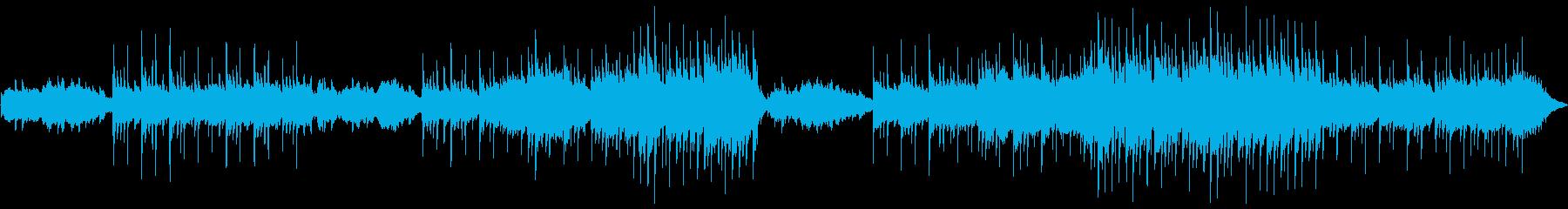 スロー。の再生済みの波形