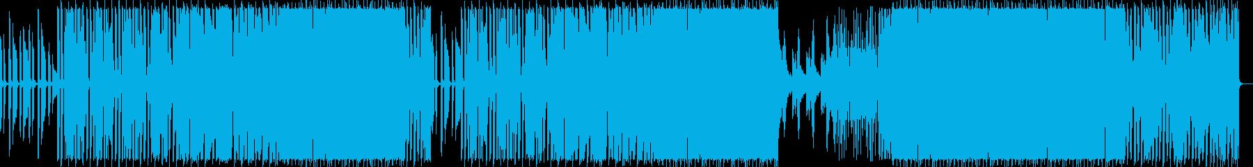 ほのぼのしたイントロ/超爽やかなポップスの再生済みの波形