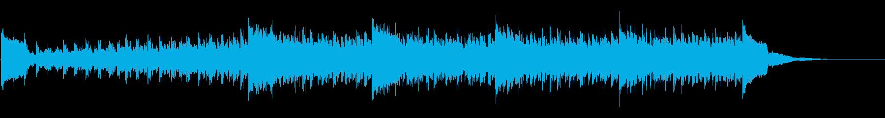 基礎の再生済みの波形