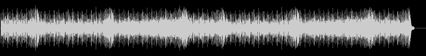 ロックマンの様な音楽ですの未再生の波形
