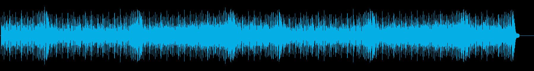 ロックマンの様な音楽ですの再生済みの波形