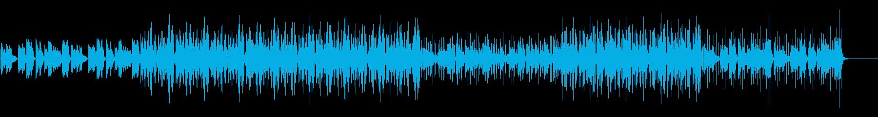クールなエレピでスタイリッシュなポップスの再生済みの波形