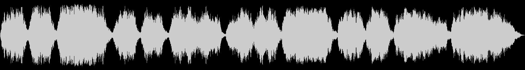 シネマティック センチメンタル サ...の未再生の波形