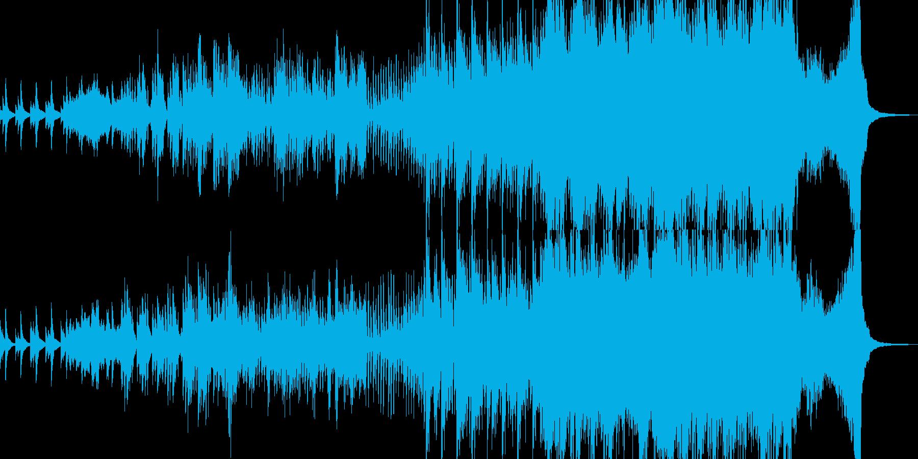 出会いと別れ・クラシカルアレンジ Sの再生済みの波形