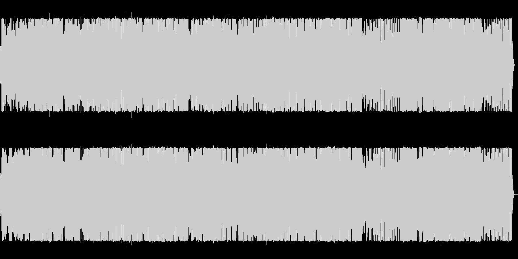 Hopeful J-POP's unreproduced waveform