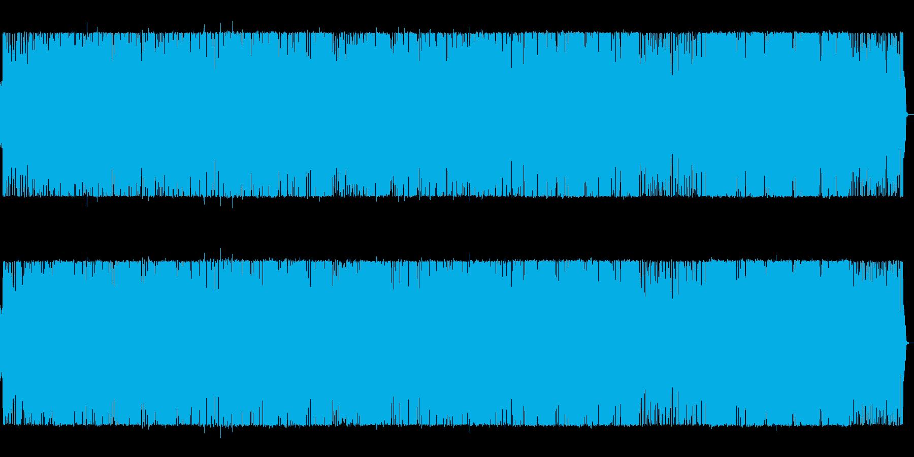 Hopeful J-POP's reproduced waveform