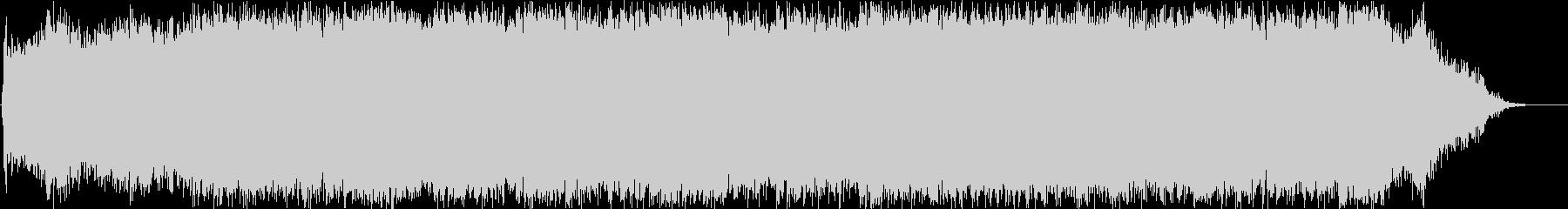 ダークファンタジーオーケストラ戦闘曲62の未再生の波形