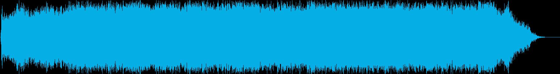 ダークファンタジーオーケストラ戦闘曲62の再生済みの波形