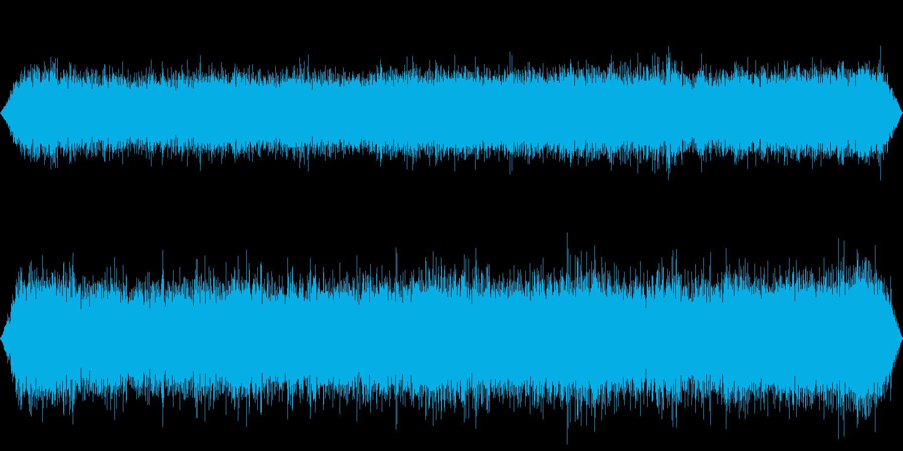 籾摺り機と乾燥機の音【お米】の再生済みの波形