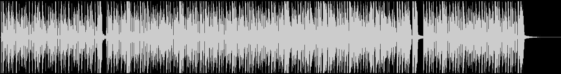 サラサラ ジャズ フュージョン フ...の未再生の波形