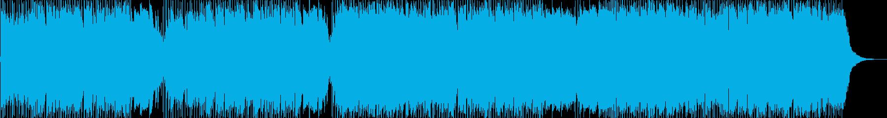 キャッチーなインディーロックトラッ...の再生済みの波形