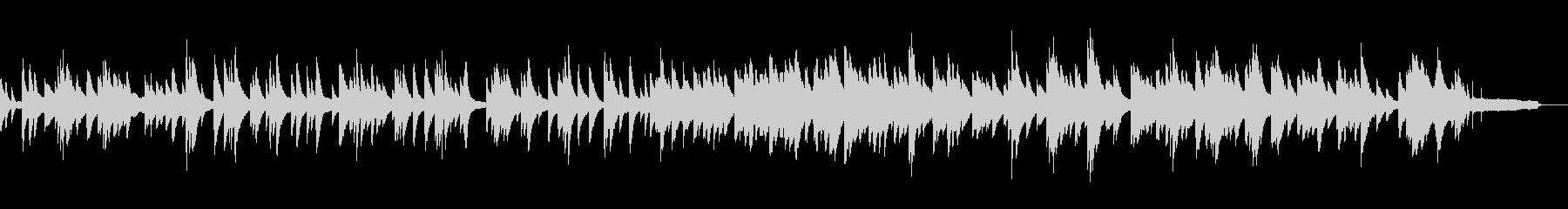 Cinematic Piano 6の未再生の波形