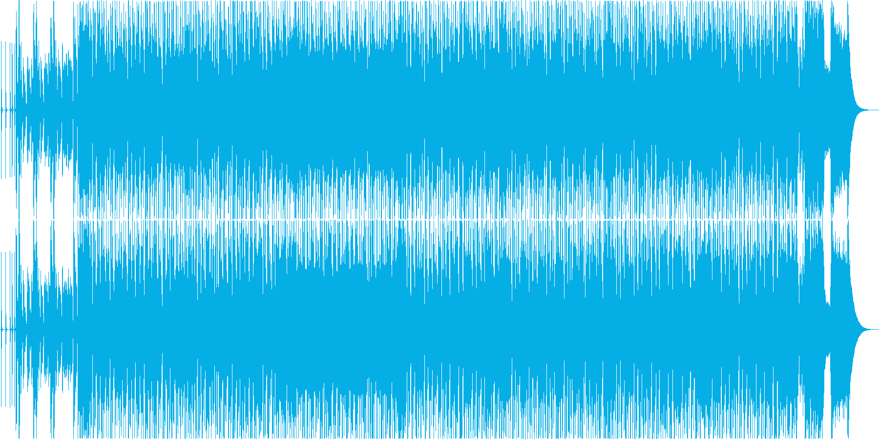 Rock Swing Boogieの再生済みの波形
