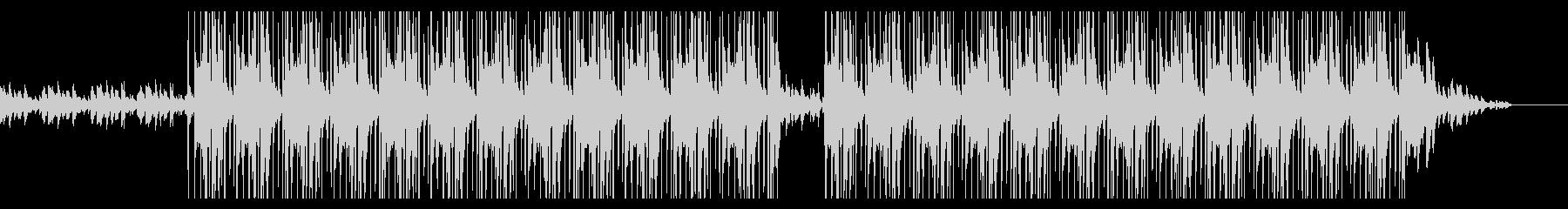 Lofi・チルアウト・ヒップホップの未再生の波形