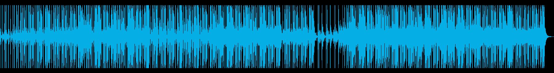 【短いVer7】スローファンクロックの再生済みの波形