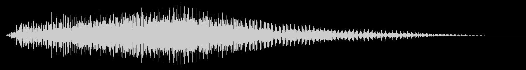ショートドラマティックシンセドロー...の未再生の波形