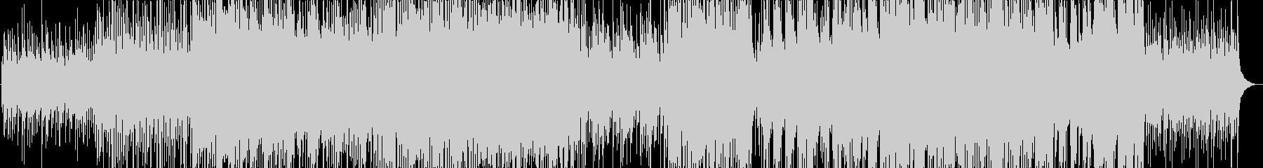 3拍子ワルツの穏やかエレクトロニカです。の未再生の波形