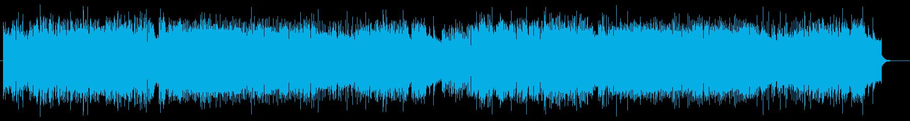 HEAVYMETAL「DEATH」306の再生済みの波形