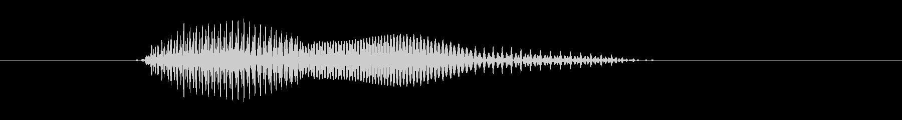 m,M,M(エム)の未再生の波形