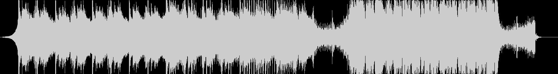 企業VP Future Bass・神秘的の未再生の波形