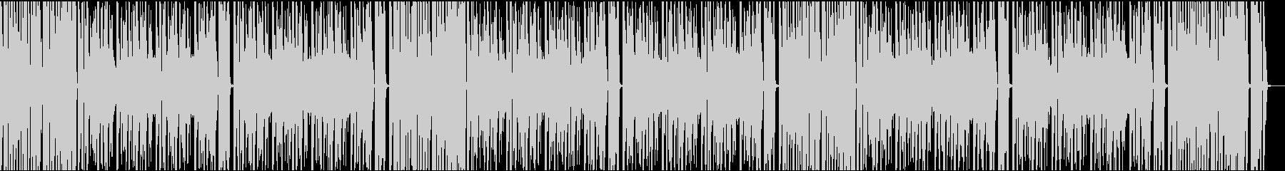 9秒でサビ、イケイケ/カラオケの未再生の波形