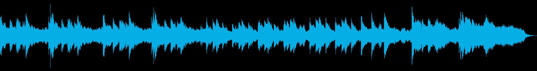 ピアノと弦楽器のアレンジがメレンコ...の再生済みの波形