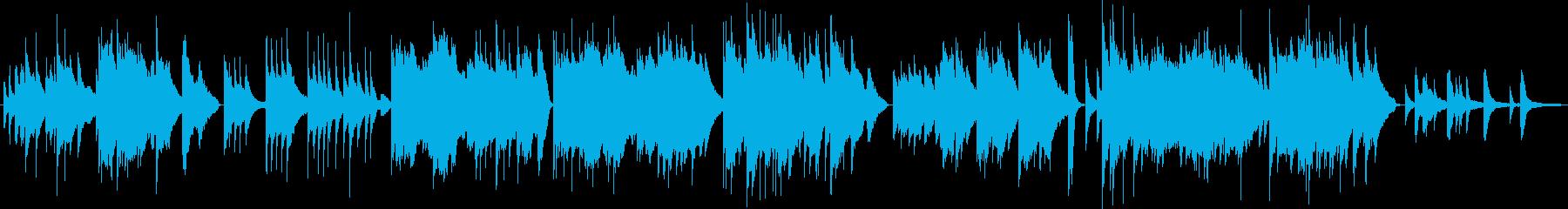 物語性のある場面を【ピアノ】で演出の再生済みの波形