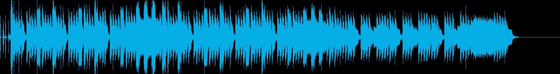 企業VP Future Bass bの再生済みの波形