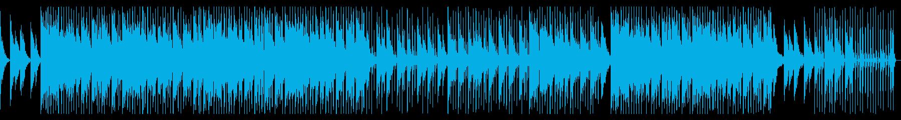 エレピ主体の切なくメロウなヒップホップの再生済みの波形