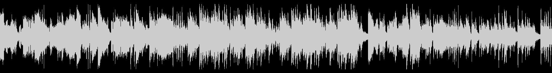 和やかな日常系バラードの未再生の波形