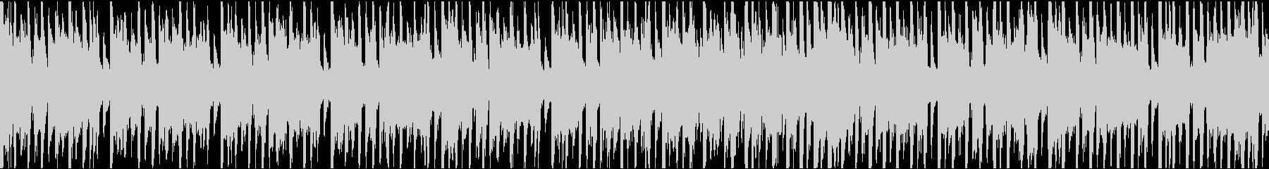 39秒でサビ、ダーク/カラオケループの未再生の波形