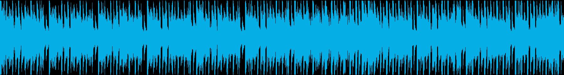 39秒でサビ、ダーク/カラオケループの再生済みの波形