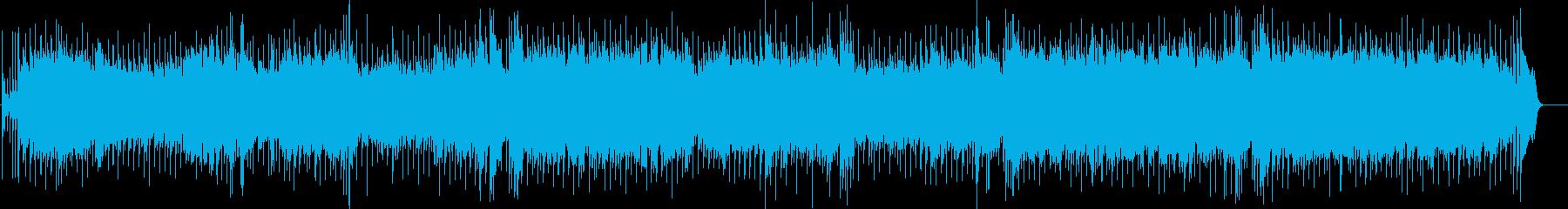 HRフュージョン 80sアクションRPGの再生済みの波形