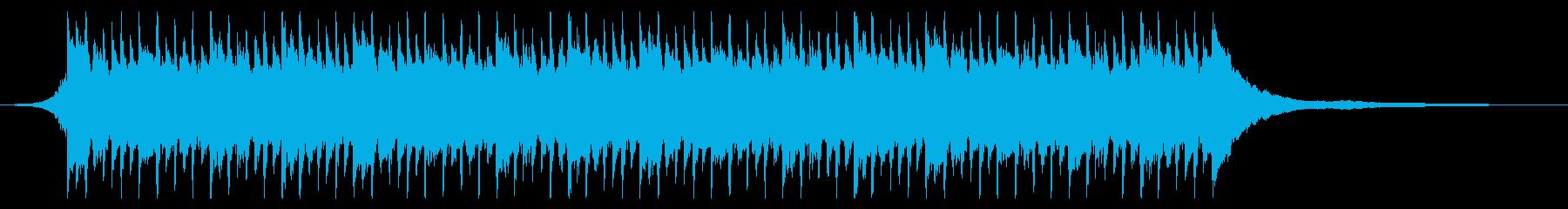 サビのみver ピアノ Spark 爽快の再生済みの波形