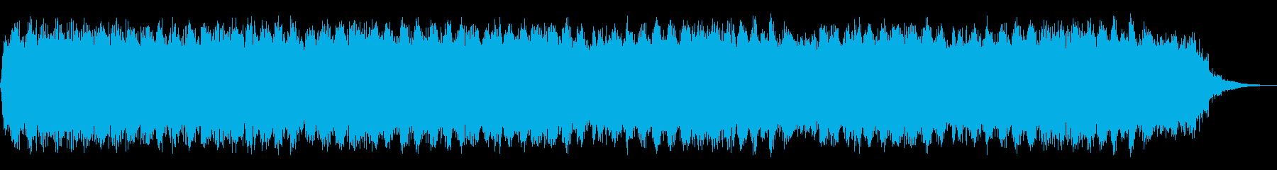 電気:低パルス、SCI FI宇宙ド...の再生済みの波形