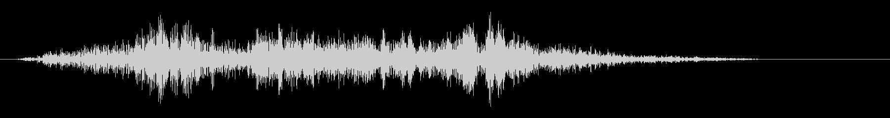 ワイヤーアクション_03の未再生の波形