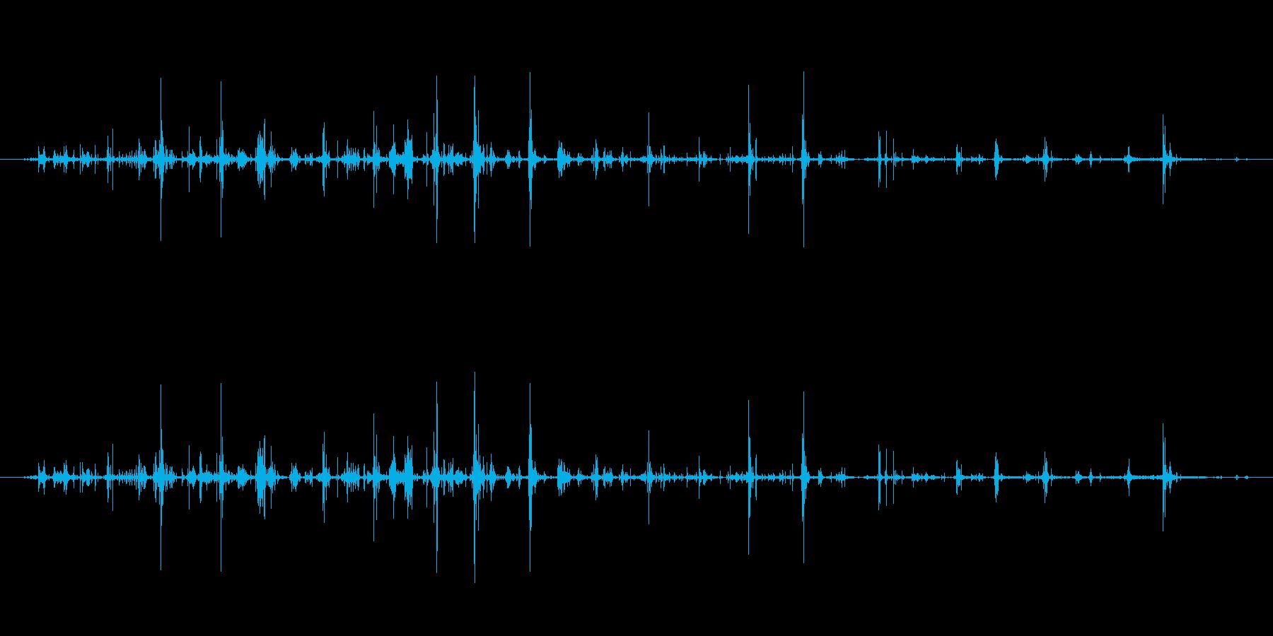 口 スパゲッティスマックファースト...の再生済みの波形