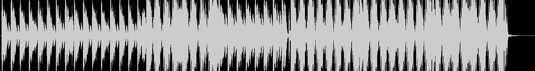 Kawaii×シャボン玉【歌なし】の未再生の波形
