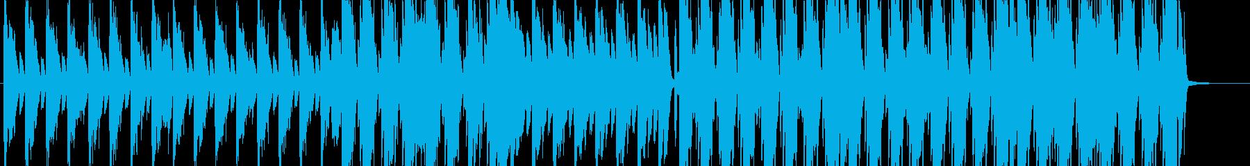 Kawaii×シャボン玉【歌なし】の再生済みの波形