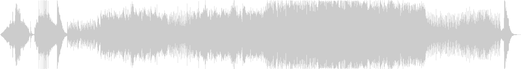 Festival and old-fashioned Japanese BGM's unreproduced waveform