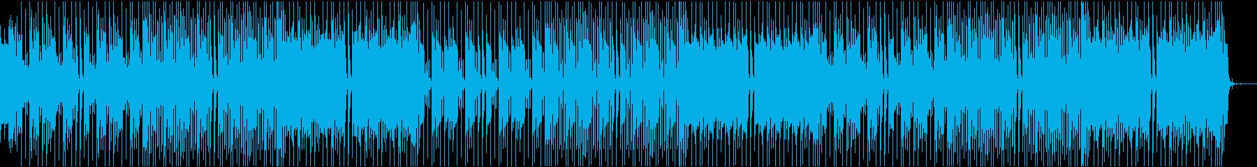 ギャングラップ 積極的 焦り 心に...の再生済みの波形