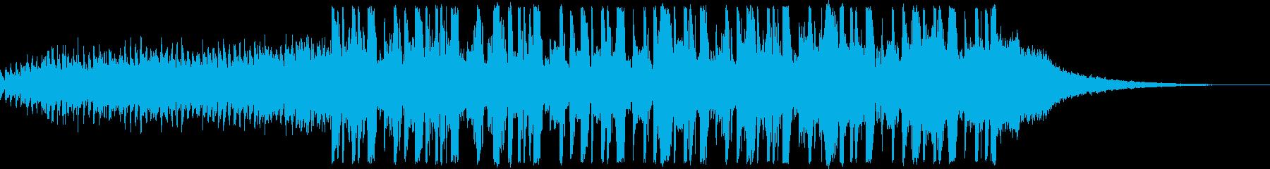 いえ サスペンス 技術的な ハイテ...の再生済みの波形